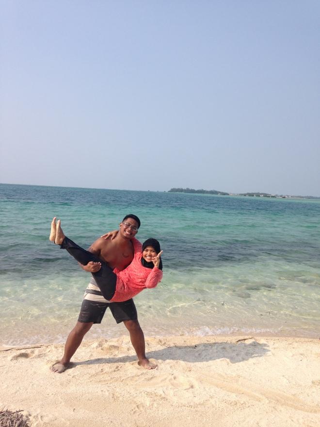 #PascaWeddingHoree di Pulau Tikus