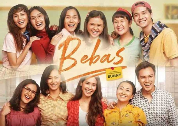 bebas movie